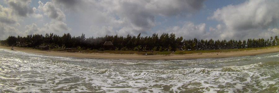 mejores playas para acampar