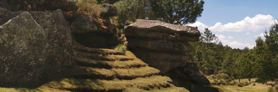 Como llegar a piedras encimadas